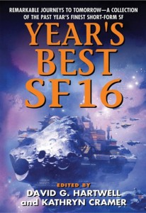 """Years Best SF16"""