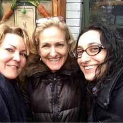 Cat Sparks, Cheryl Pientka & Beth Parker