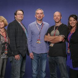 Cat Sparks, Brandon Sanderson, James Dashner, Alan Baxter & Lynette Noni
