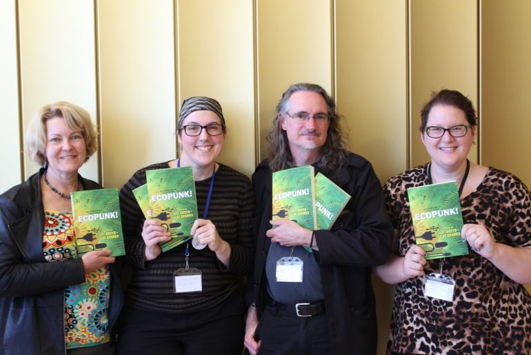 Ecopunk authors