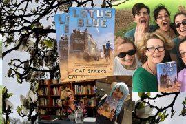 Lotuse Blue Cat Sparks